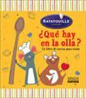Este es libro de cocina que Michel le regaló a Manu