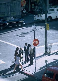 Gas Around Me >> Ken Kearney: 1969 Haight Ashbury, San Francisco,California