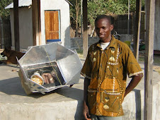 Solar Box Cooking