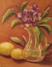 Hydrangea & Lemon