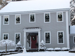 Red Door Home My Home For The Holidays Part Ii