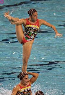 کلبپ استخر شنا زنان