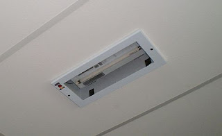 Picture 3 u2013 Ceiling-recessed emergency light & Electrical Installation Wiring Pictures: Emergency lighting (EL ...