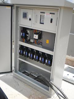 Electrical Installation    Wiring    Pictures  Feeder pillar