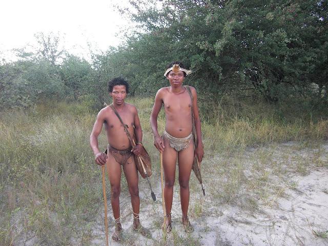 Bushman+(Kalahari) San Bushmen People, The World Most Ancient Race People In Africa