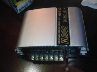 Instalar passo-a-passo o amplificador da stetsom 500