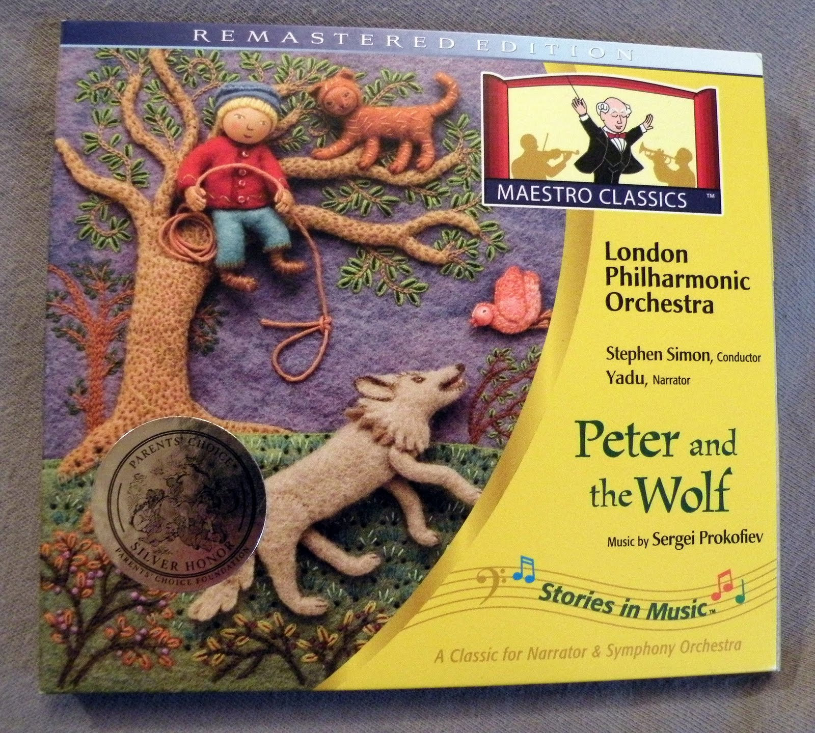 The Fantastic Five Peter And The Wolf Mini Unit