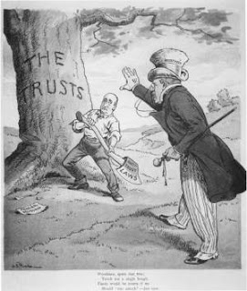 Shea's AP American Blog: LAD #27: Clayton Antitrust Act