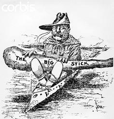 thamanjimmy: History of Roosevelt's Big Stick Policy