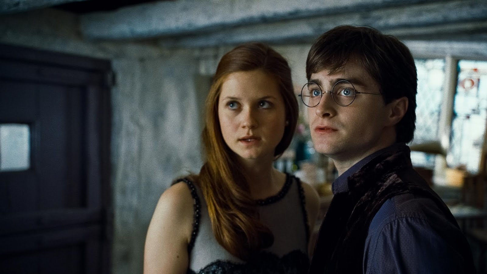 Opinion Harry potter and ginny weasley share