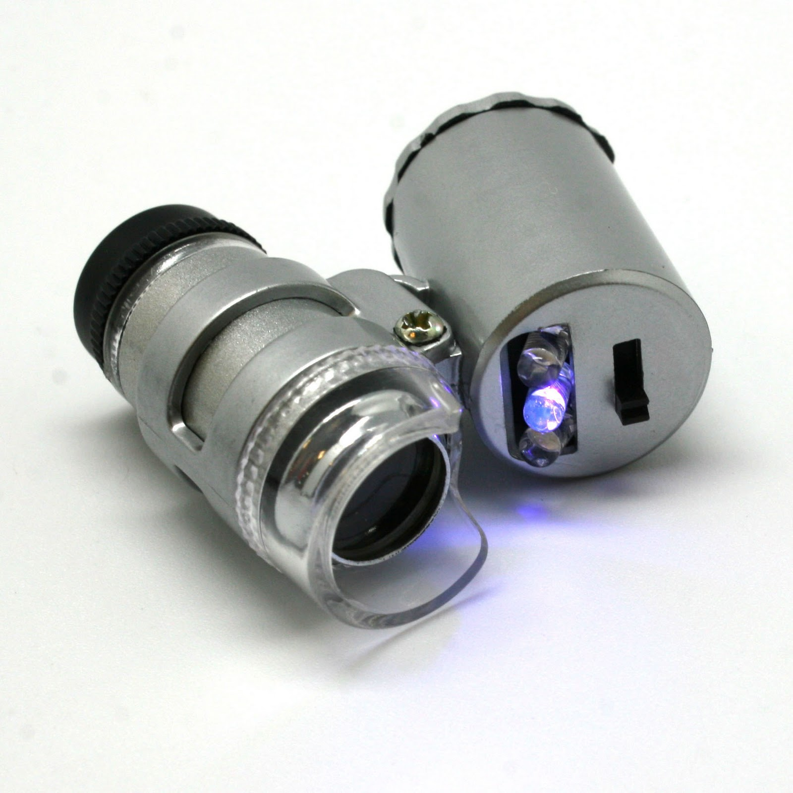 Cell Phone Gadgets: Telescope and Microscope for Cell Phones
