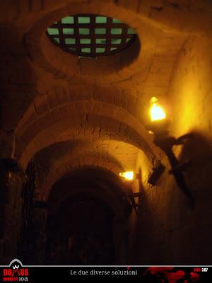 DOMUS project: Costruzione 41: Illuminazione elettrica della cantina