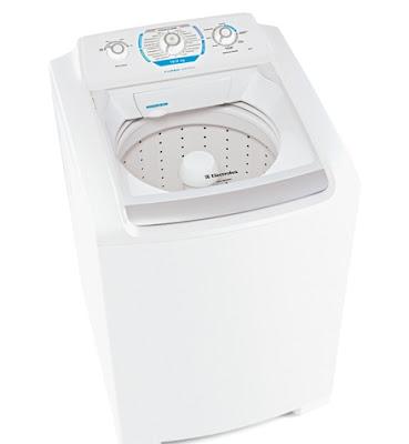 Roupa suja se lava na máquina!  Lavadora Electrolux Turbo Rápida ... e2643581c525