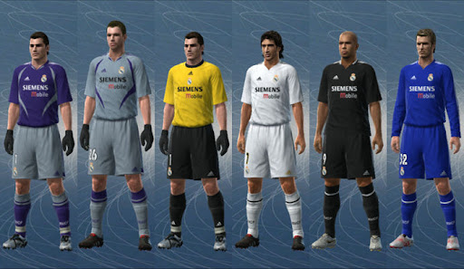 4427e7254 Real Madrid 04 05 Kit Set by jvinu2000 - PESEdit Blog