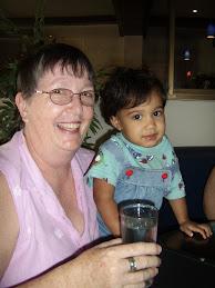 Granny and Rachel