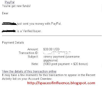 ximmy payment