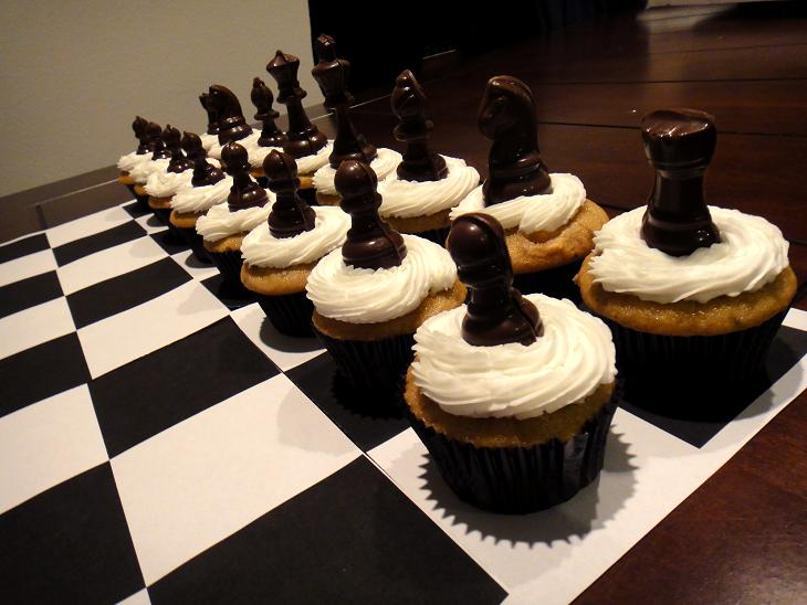 Sweet Dreams Chess Champion Birthday