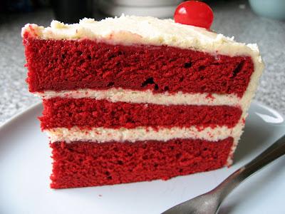 Baked: Red Velvet Cake (Happy Birthday Martin Luther King Jr)