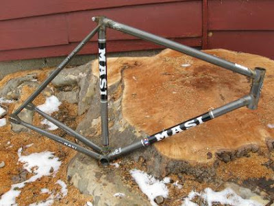 Century Cycles Blog Masi Speciale Fixed Ultimate Frameset