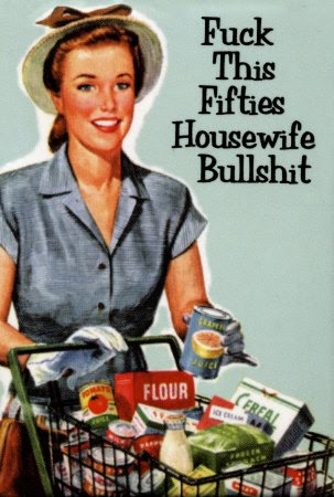The Rules Of Modern HouseWife Ettiquette