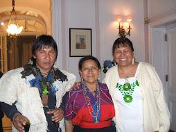 Encuentro:zapara,maya y nahua