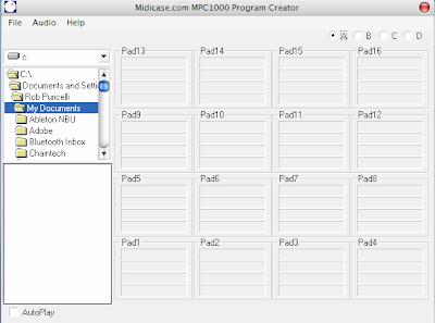 mpc1000 program creator