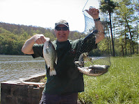 Crappie Fishing Watts Bar Lake
