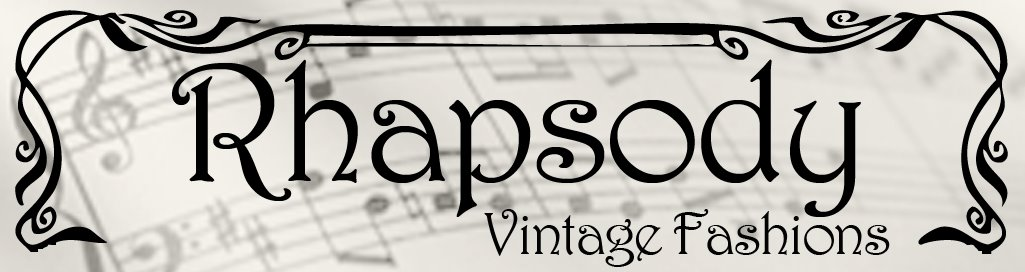 Rhapsody Vintage Fashions