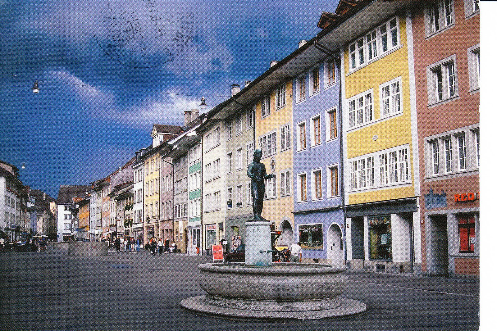 Gem's World Postcards: TITANIC and Winterthur