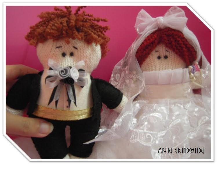 Millie S Handmade Especially Wedding Gift For My Boss