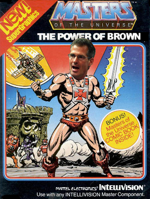 Scott Brown is Master of Universe