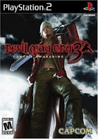 Devil May Cry 3 Cover Art
