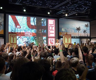 MTV TRL at Games Convention