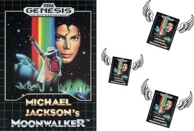 Michael Jackson Moonwalker Prices Rise To Heaven