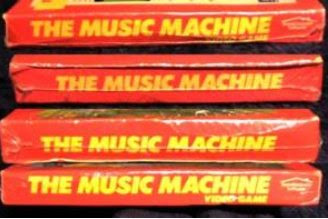 Lots of Sealed Music Machine Games