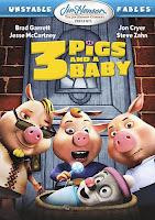 Los Tres Cerdos y un Bebé / Cachorro