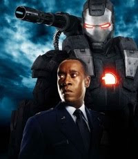 War Machine Live Action Movie