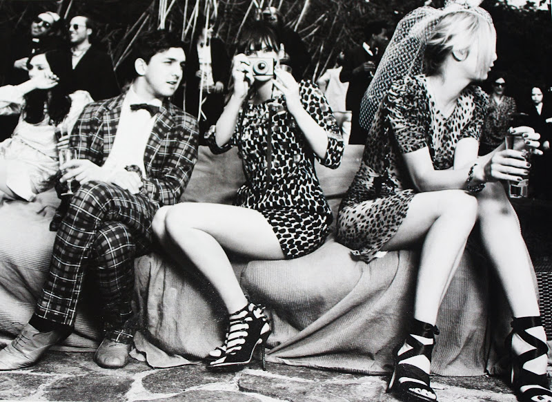 Vintage Party In Notting Hill