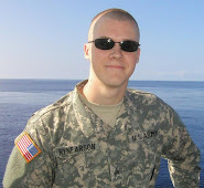 SGT Eric E Rynearson ~ United States Army