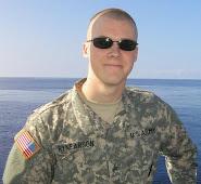 SGT Eric E Rynearson ~ United States Army