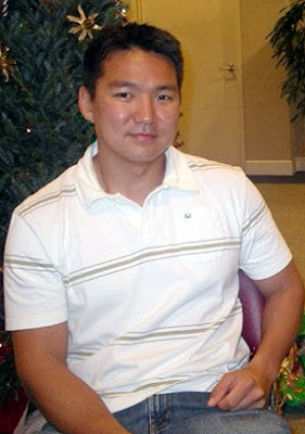 Gazing at the Flag: Petty Officer 2nd Class James Suh - SEAL