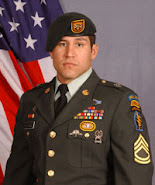 Sergeant First Class Adrian M Elizalde - United States Army
