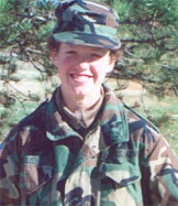 Corporal Jessica A Ellis - United State Army