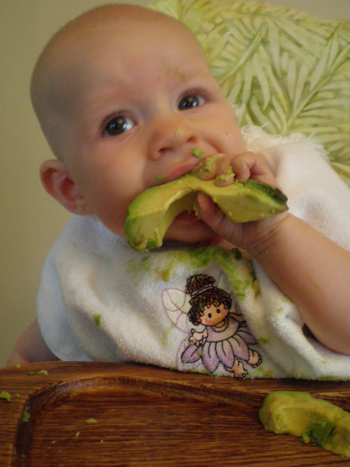 Is Avocado A Good First Baby Food