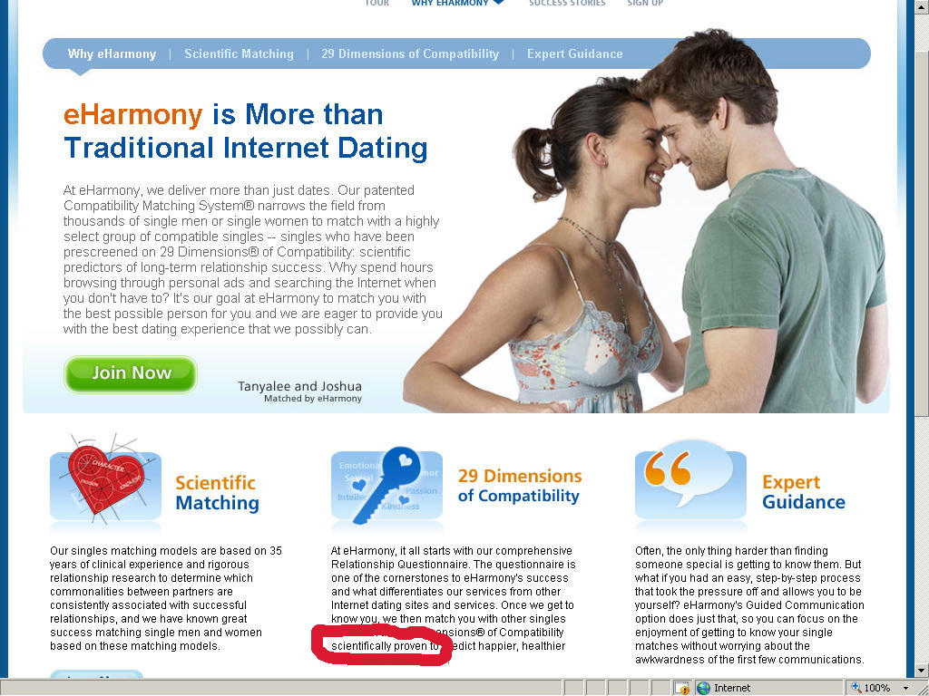 Is online dating successful