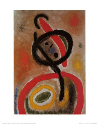 Joan Miro - Femme II (1965)