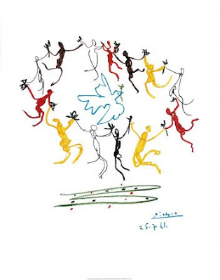 Pablo Picasso - The Dance of Youth
