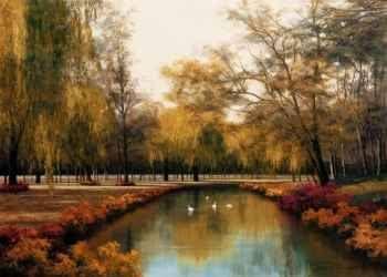 Diane Romanello - Weeping Willow
