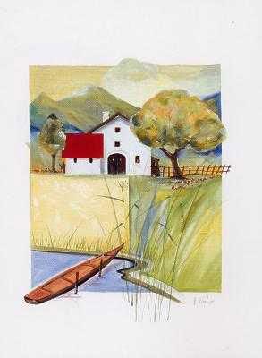 Heinz Kirchner - Village By the Bay II