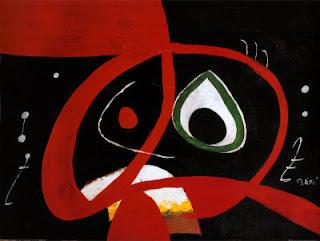 Joan Miro - Kopf
